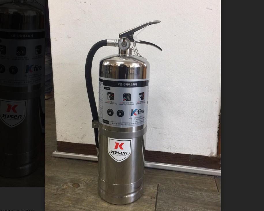 Bình chữa cháy Kfire Hàn Quốc 4kg