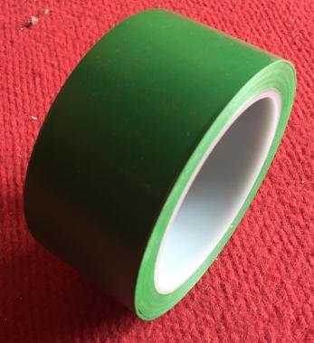Băng dính dán nền màu xanh lá cây HQ