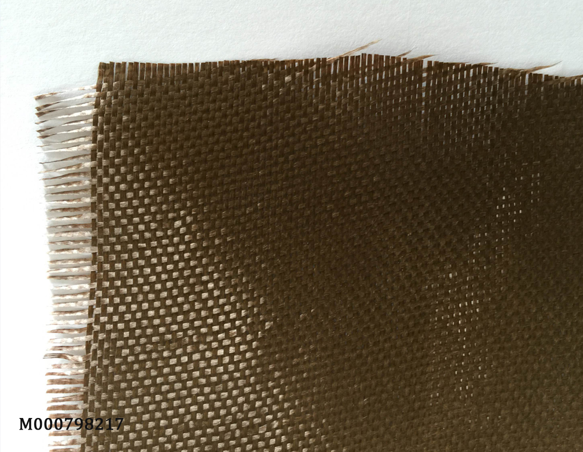 Vải sợi thủy tinh màu nâu
