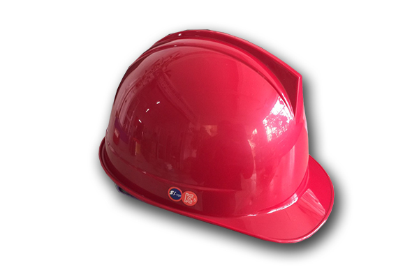 Mũ bảo hộ lao động SStop đỏ