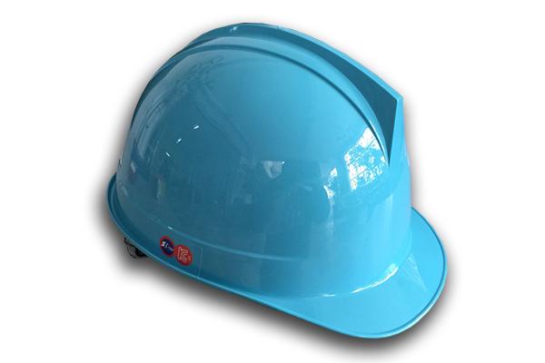 Mũ bảo hộ Hàn Quốc SStop màu Xanh da trời