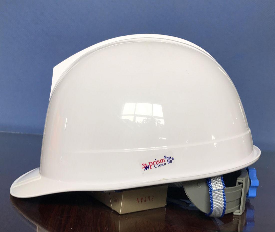 Mũ an toàn Hàn Quốc Prism DMS-1001A ( màu trắng)