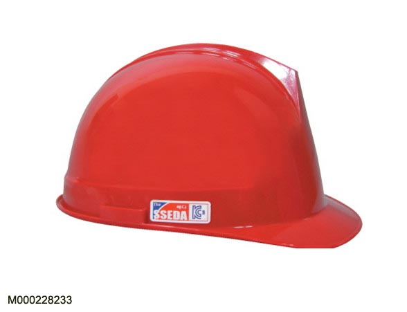 Mũ an toàn Hàn Quốc SSEDA đỏ