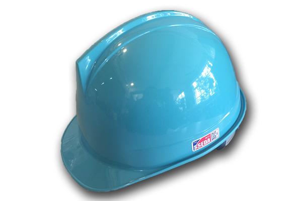 Mũ an toàn Hàn Quốc SSEDA xanh da trời