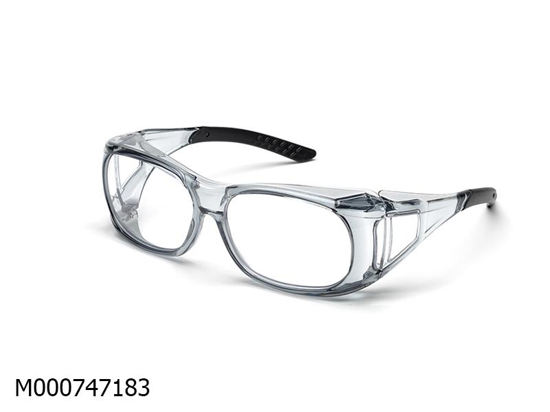 Kính đeo ngoài kính cận elvec SG-37C màu trắng