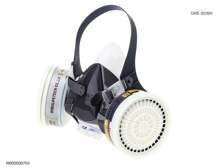 GRE-SOSH Dust mask
