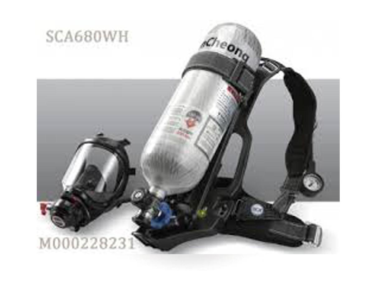 Bình thở dưỡng khí  SCA 680WH