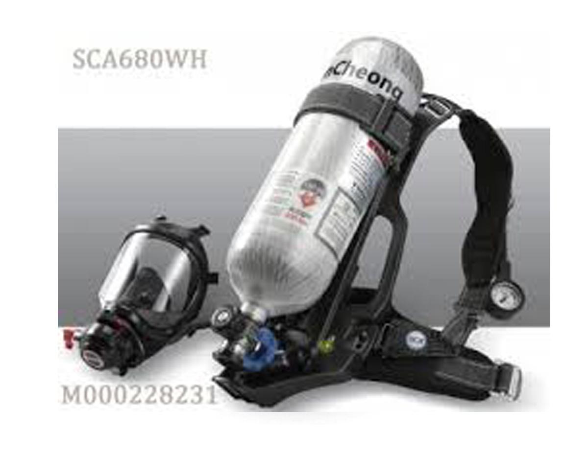 Bình thở dưỡng khí  SCA 680WN