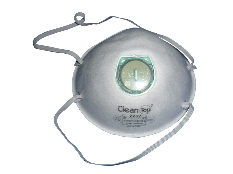 Dust masks are not active carbon 225V - breathing valve