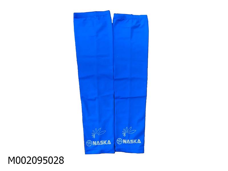 Ống tay chống nắng NASKA màu xanh