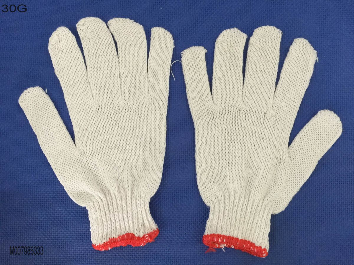 Găng tay sợi 30g