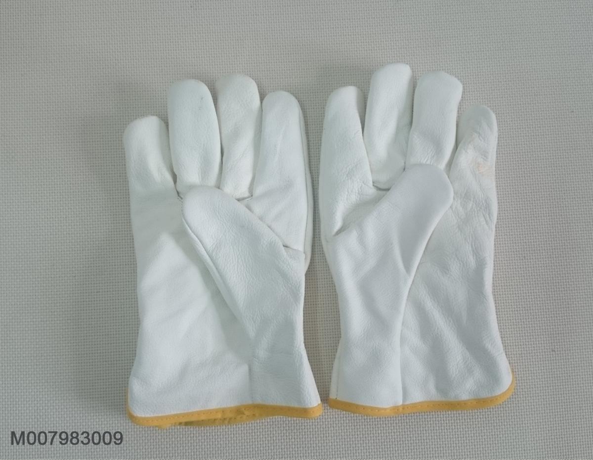 Găng tay da