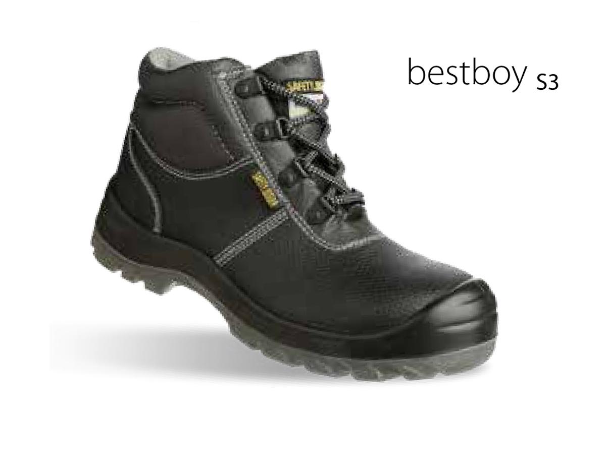 Giầy an toàn Jogger cao cổ Bestboy S3