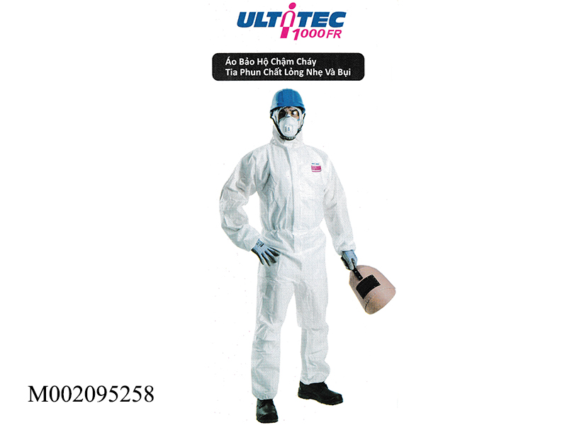 Bộ quần áo chống hóa chất ULTITEC 1000FR