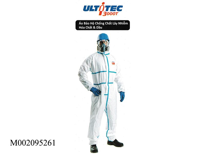 Bộ quần áo chống hóa chất ULTITEC 3000T