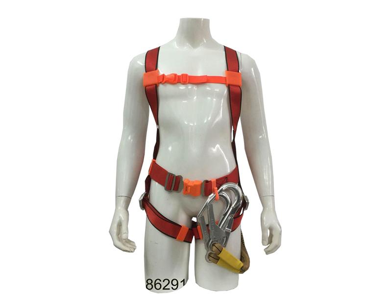 Dây an toàn toàn thân 2 móc nhôm HWR-102