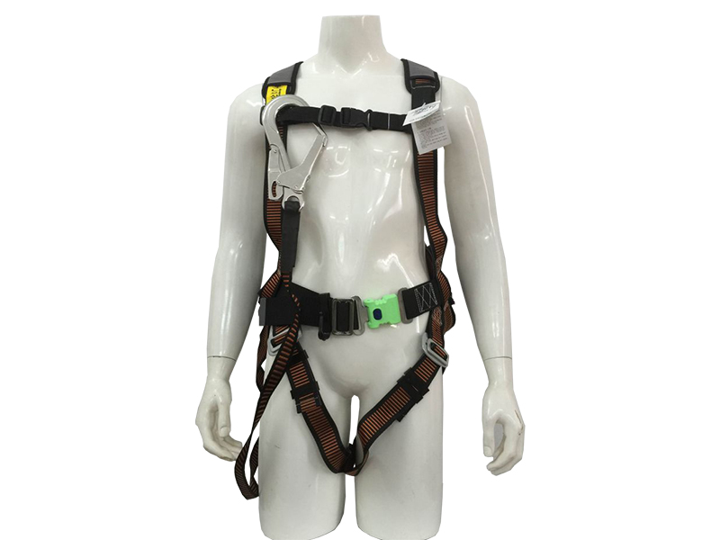 Safety Harness  white 1 hook A/L