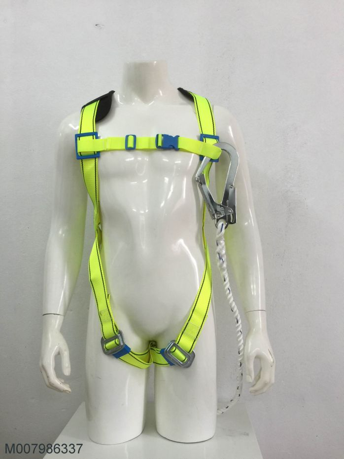 Dây an toàn toàn thân 01 móc sắt X3