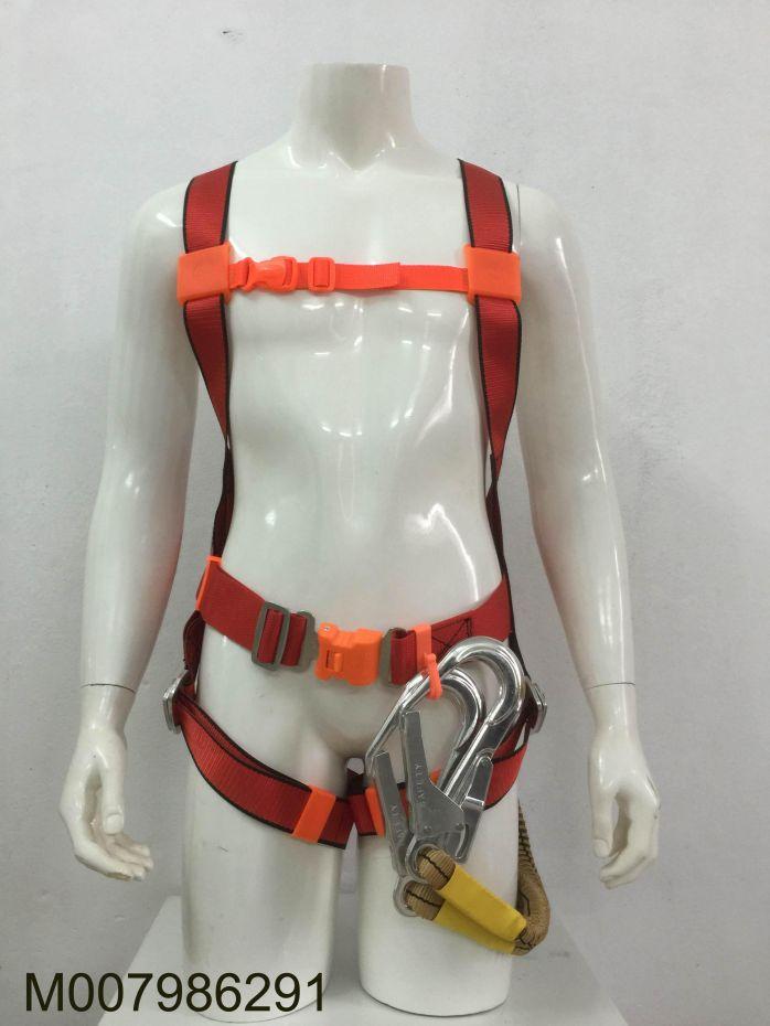 Dây an toàn toàn thân STOP 2 móc nhôm HWR-102